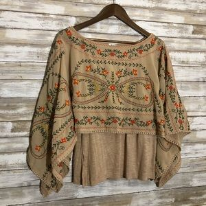 Ivy Jane embroidered top